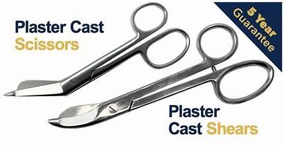 Cast Scissors Plaster Shears Cm
