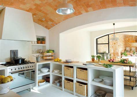 cocinas de obra  enamoran construye tu propia cocina