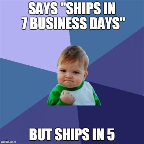 Business Kid Meme - success kid meme imgflip