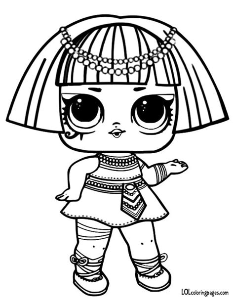 Lol Surprise Coloring Pages at GetColorings com Free