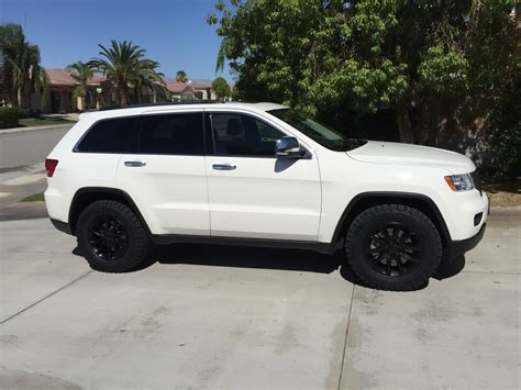 jeep grand cherokee modified jeep grand cherokee custom wheels oem 18x et tire size