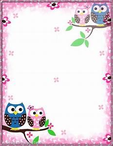 Little Owls Stationary Pinteres