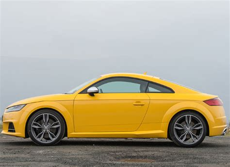 Review Audi Tts Coupe by Audi Tts Quattro Coupe Review Drive Co Uk