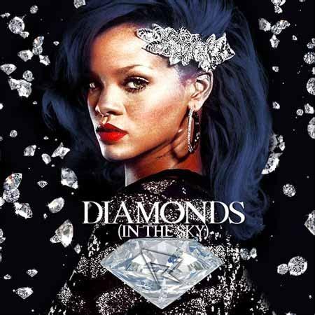 Rihanna  Diamonds Lyrics Txlyrics