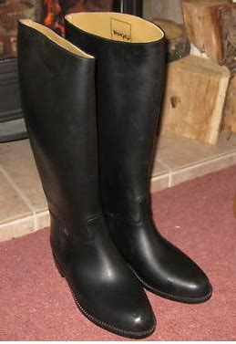 Rubber Boot Alternative by Makeda Muses Riding Boots