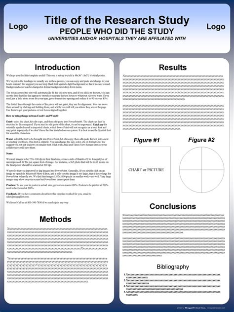 Powerpoint Poster Template A0