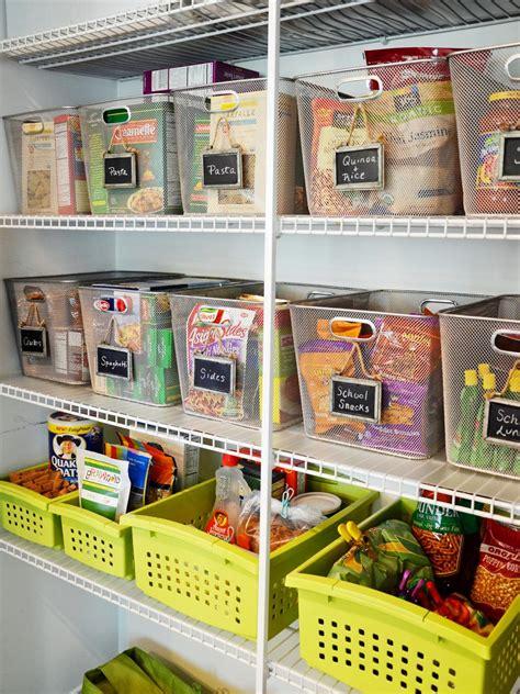 kitchen organization ideas 20 best pantry organizers hgtv