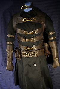 Fantasy and Steampunk Costume Designs by Ragged Edge ...