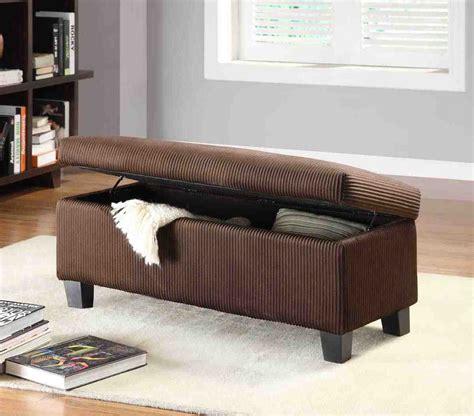 storage ottoman bench   choose   living room