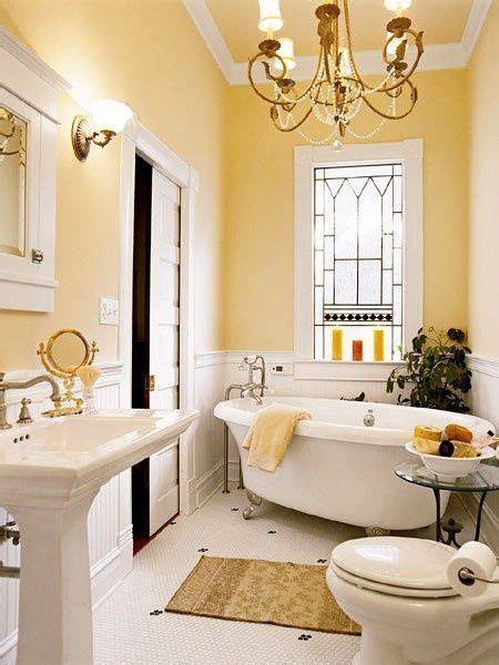 edwardian bathroom ideas glamorous home candlesticks victoriana cottage style