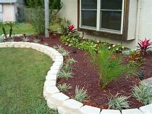 flower bed design ideas around deck – woodguides