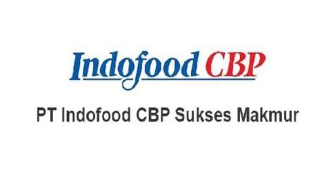 lowongan kerja pt indofood cbp sukses makmur tbk besar