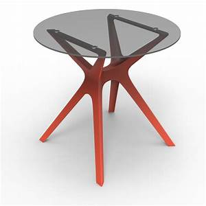 stunning table jardin ronde rouge ideas amazing house With table jardin metal ronde pliante 0 table pliante ronde cytadine 4 chaises metal table