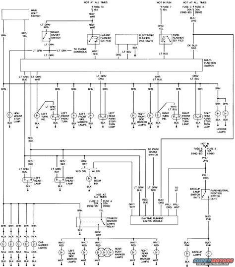 1989 Ford F800 Wiring by 1988 Ford Bronco Tech Picture Supermotors Net