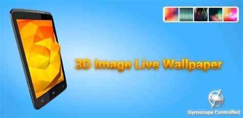 3d Image Live Wallpaper, Fondos De Pantalla Con Efecto