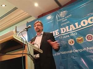 Australian Prof. Scott O'Neill on dengue | Photos | GMA ...