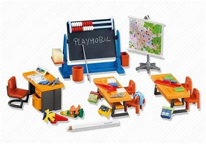 Playmobil 7486 Klaslokaal Klassenzimmer Aula Classroom Scuola