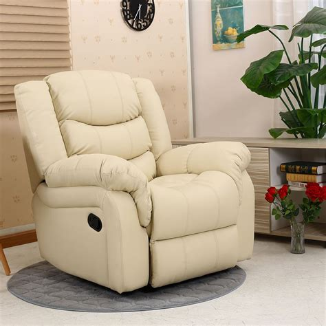 Sofas Seattle by Seattle Leather Recliner Armchair Sofa Home Lounge Chair