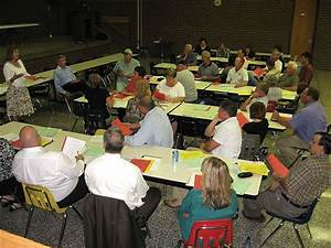 Community members gather for engagement process with ...