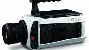 Phantom v642 high-speed broadcast camera shoots at 5 ...