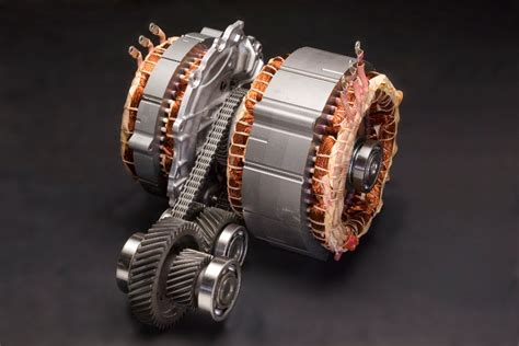 Hybrid Electric Motor by Fourtitude Engines Are Beautiful So Does A