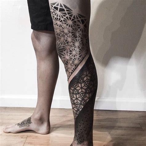 les tatouages de mandalas de corey divine tattoos