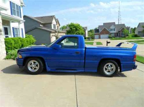 Dodge Ram 1500 Indy 500 Limited Edition Pace Truck 1996