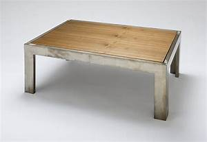 industrial metal and wood coffee table with drawers With different coffee tables