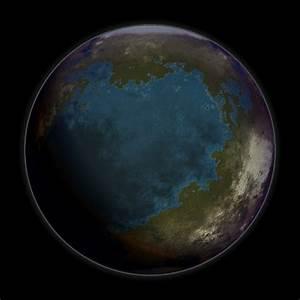 Terrestrial Planet 2  Texture