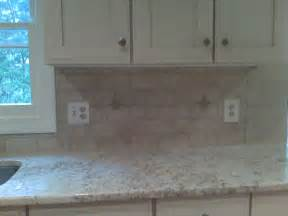 limestone backsplash kitchen whitehaven the kitchen backsplash