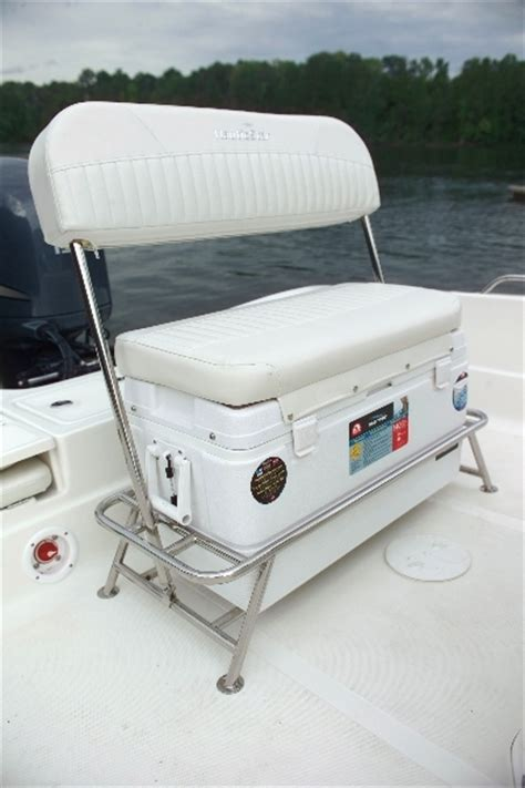 Boat Cooler With Seat by Research 2014 Nauticstar Boats 1910 Nauticbay On