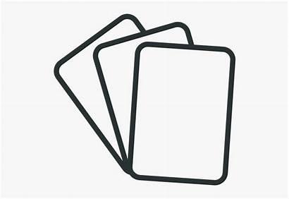 Clipart Flashcard Cards Flash Kindpng