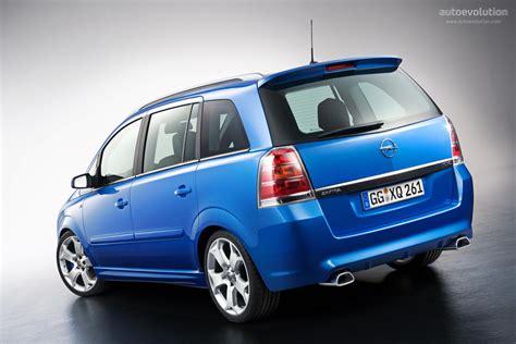 Opel Zafira Opc Specs 2005 2006 2007 2008 2009 2010