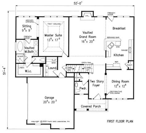 frank betz basement floor plans hadley house floor plan frank betz associates