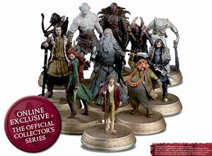 The Official Hobbit Figurine Collection Sci-Fi & Fantasy