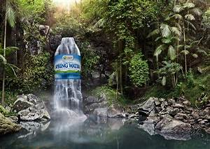 Woolworths Spring Water On Behance