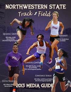 2013 Northwestern State Track & Field Media Guide by ...