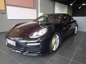 Porsche Panamera Hybride Occasion : porsche panamera occasion hybride noir basalte 2014 brest bretagne 2 v6 3 0 416 s e hybrid ~ Gottalentnigeria.com Avis de Voitures
