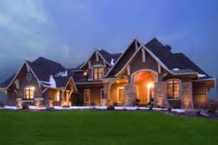 5 bedroom 4 bathroom house plans craftsman style house plan 5 beds 4 baths 5077 sq ft