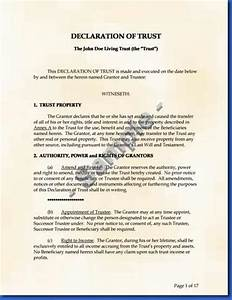 legal forms onlinecom for your living trust forms online With sample living trust document