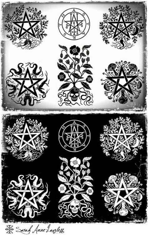 204 best Book of shadows page designs. images on Pinterest