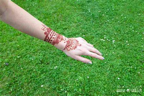 henna selber machen henna selber machen kunstvolle diy mehndis vorlagen
