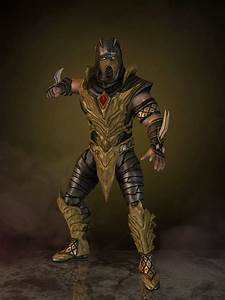 Scorpion (Injustice) by romero1718 on DeviantArt
