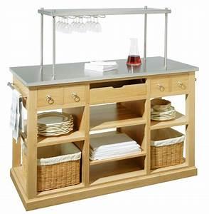 Desserte Pour Cuisine : meuble de cuisine maison strosser l 39 entre deux objet d co d co ~ Teatrodelosmanantiales.com Idées de Décoration