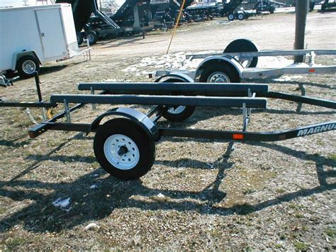 Magnum Boat Trailer Axles by Magnum 450 Boat Trailer 150k Trailers For Sale