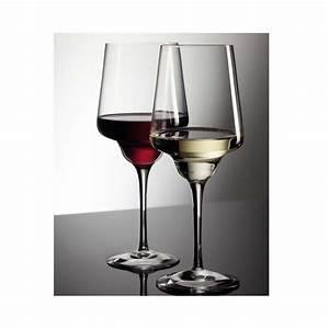 Verre A Vin : verres vin design x6 coin ~ Teatrodelosmanantiales.com Idées de Décoration