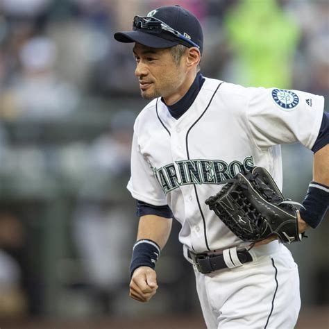 Ichiro Suzuki Team by Ichiro Suzuki To Be Included On Mariners Roster For 2019