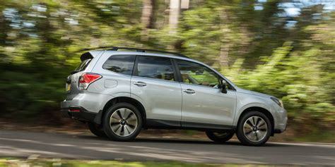 Subaru Forester 2016 by 2016 Subaru Forester 2 5i S Review Caradvice