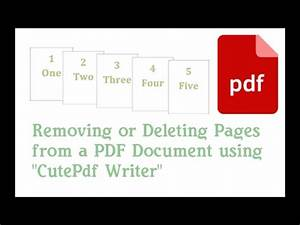 How to delete pages from pdf file in few steps youtube for Pdf document page delete