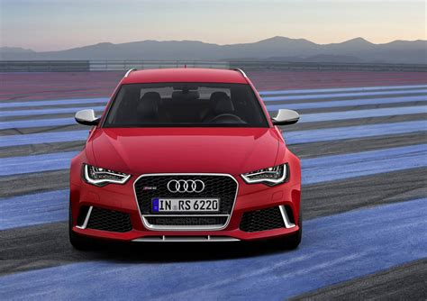 2013 Audi Rs6 Avant Unveiled. 0-100km/h In 3.9s